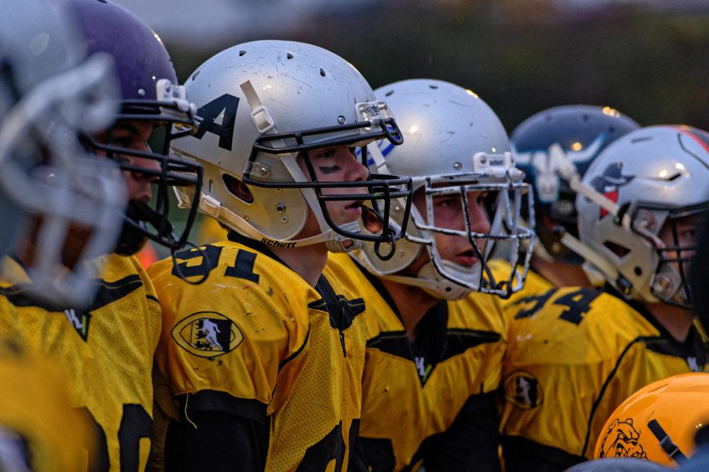 American-Football in Deutschland - die Jugend muss es richten
