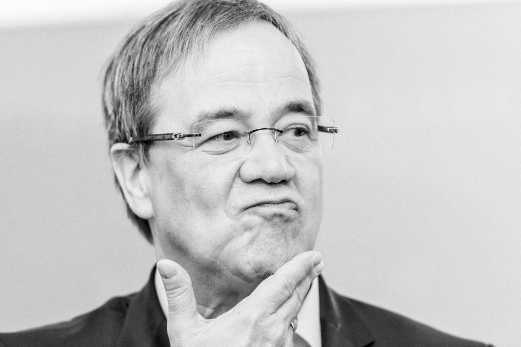 """Zweiter """"Games-Gipfel"""" in Köln am 07. Mai 2019 in Köln mit NRW-Ministerpräsident Armin Laschet"""